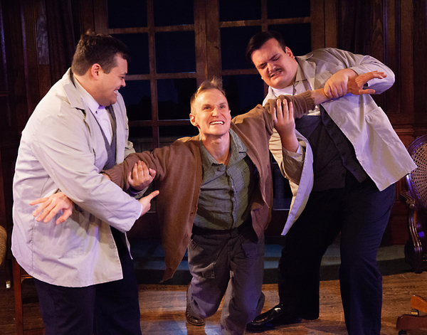 Photo Flash: Swift Creek Mill Theatre Presents COUNT DRACULA