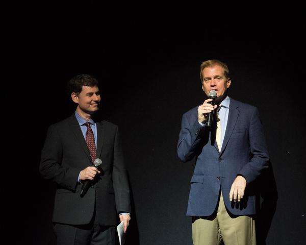 B.T. McNicholl and Tom McCoy