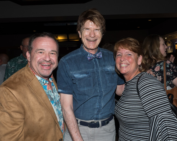 John Massey, Steven Stanley, and Mary Massey