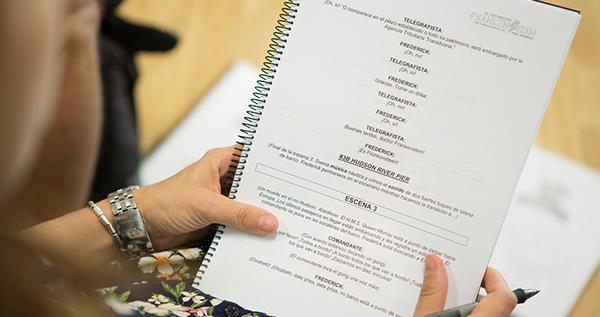 PHOTO FLASH: Comienzan los ensayos de EL JOVENCITO FRANKENSTEIN