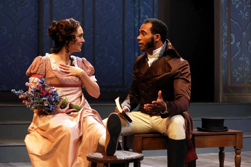 BWW Review: South Coast Repertory Presents Charming Stage Adaptation of SENSE AND SENSIBILITY