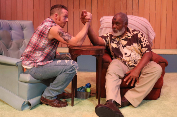 Photo Flash: First Look at THE RESCUED at Road Theatre