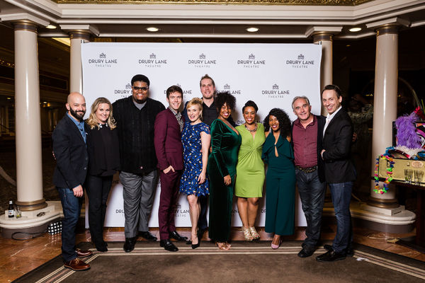 Photo Flash: Inside Opening Night of LITTLE SHOP OF HORRORS at Drury Lane