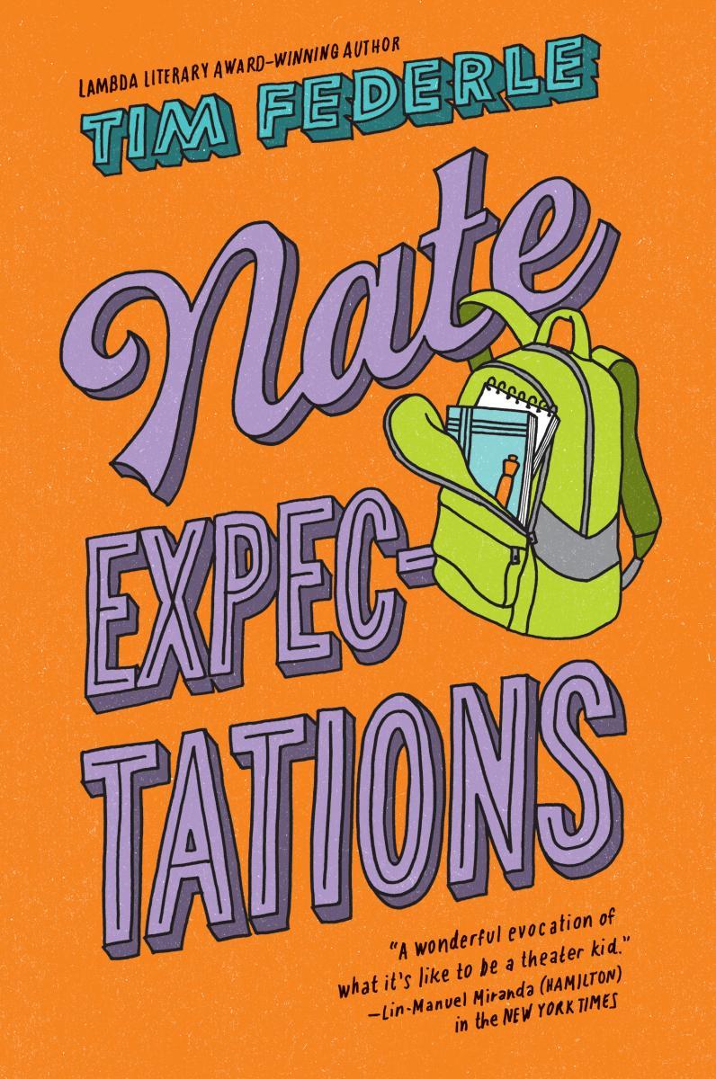 BWW Interview: Tim Federle Talks New Novel NATE EXPECTATIONS