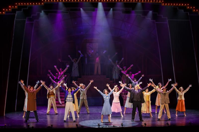 BWW Interview: Tony-Winner Shuler Hensley Applauds the 'Tapping Phenomenon,' Escapism, and More in 42ND STREET at City Springs Theatre Company
