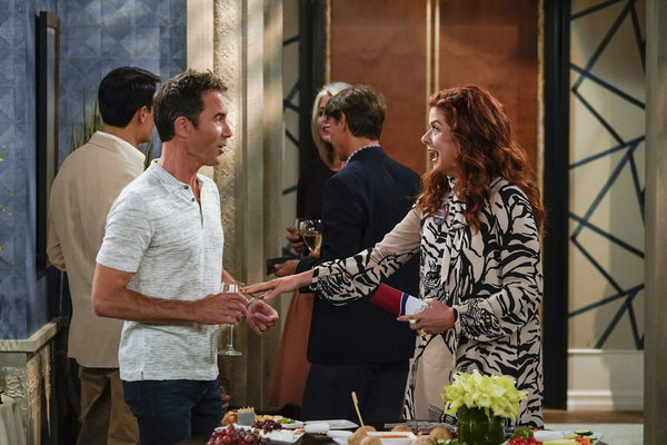Photo Coverage: First Look at the Season Premiere of WILL & GRACE