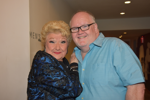 Marilyn Maye and Lennie Watts