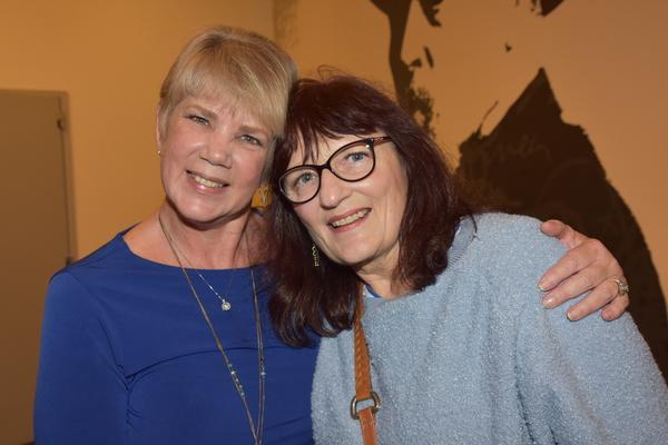 Sue Matsuki and Martha Lorin