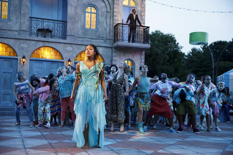 Design-Focused 'in 1: the podcast' Welcomes Shakespeare in the Park Sound Designer Jessica Paz