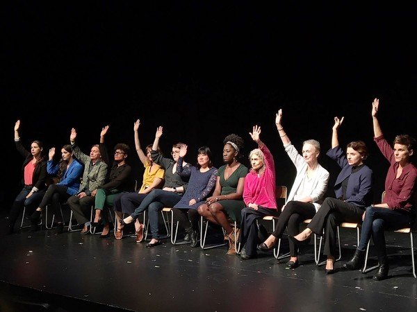 Photos: Take a Look Inside the TWELVE ANGRY MEN All-Female Reading