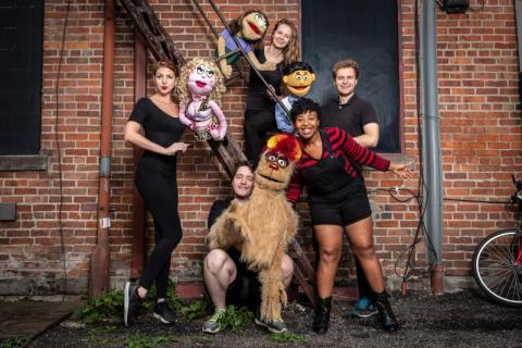 BWW Interview: Matthew Smith of AVENUE Q at The Hilberry Theatre says It's Hilarious Because Where Else Can You See Puppets Swear on Stage?