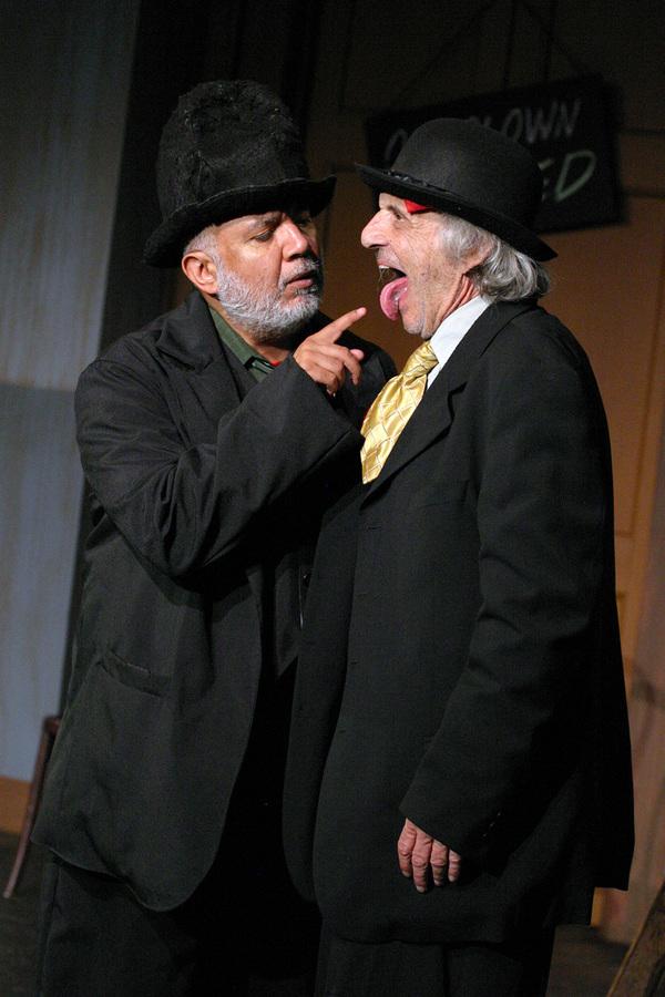 José A. Garcia and Alan Abelew  Photo