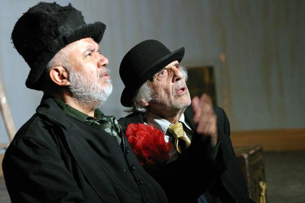 José A. Garcia and Alan Abelew
