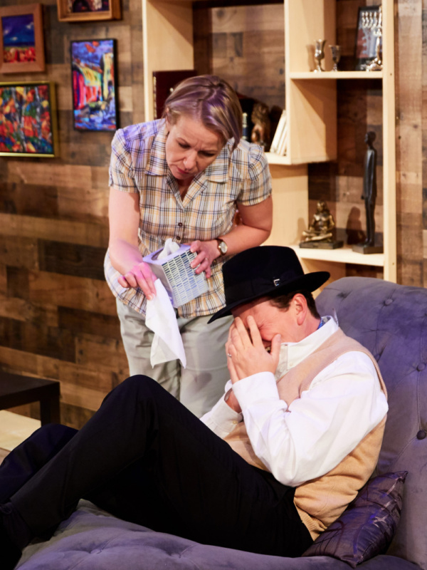 Photo Flash: Theatre Or Presents The Regional Premiere Of OH MY GOD!