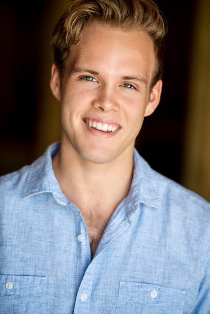 Collegiate Theatrics: Belmont University's LIAM SEARCY