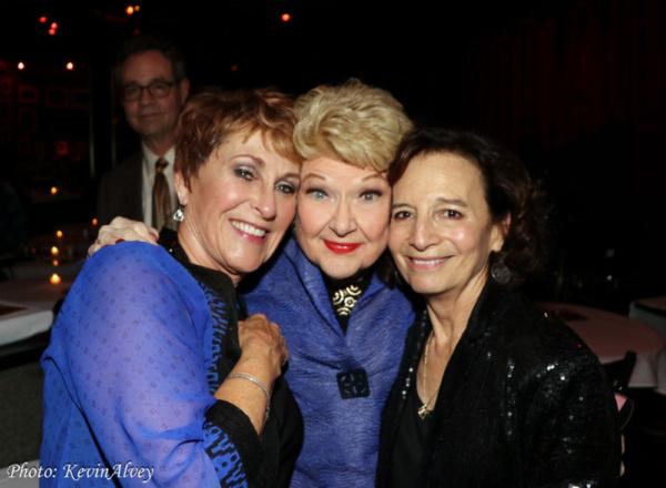 Amanda McBroom, Marilyn Maye, and Michele Brourman