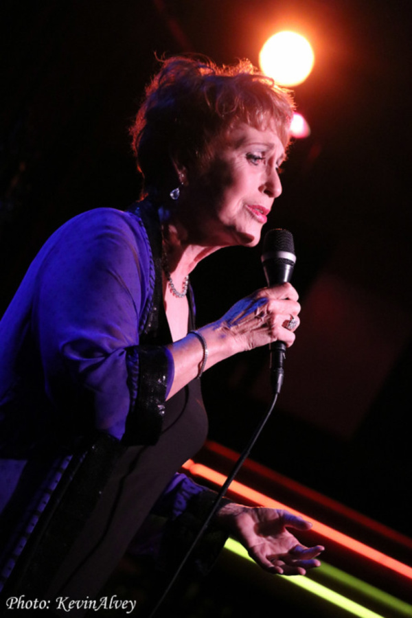 Photo Flash: Amanda McBroom Comes to Broadway at Birdlands