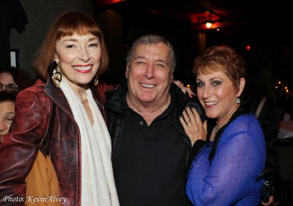 Karen Akers, George Ball, and Amanda McBroom