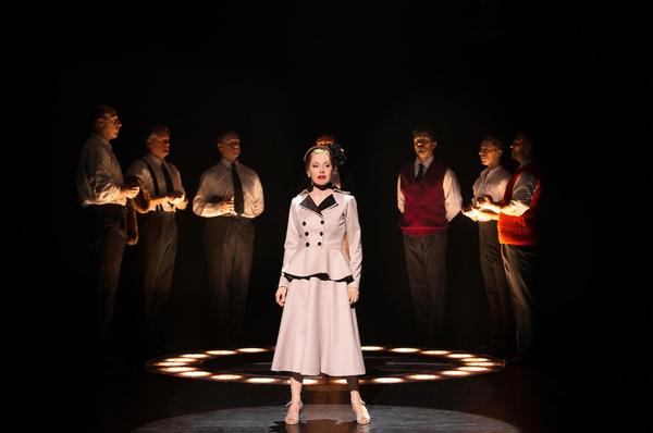 Photo Flash: Get A First Look At Tina Arena In EVITA At Sydney Opera House