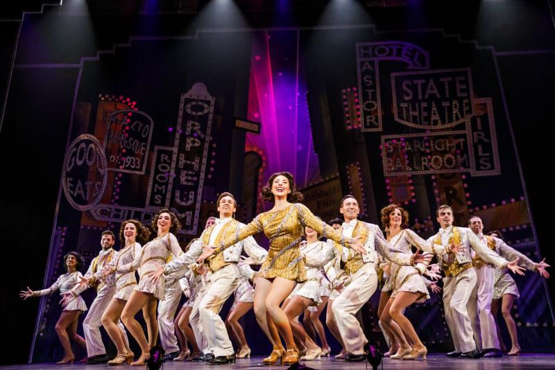 BWW Review: 42ND STREET at City Springs Theatre