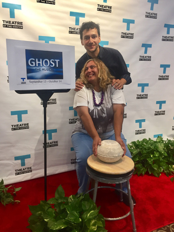 Photo Flash: GHOST: THE MUSICAL Opens At Theatre At The Center