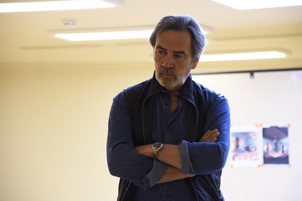 Photo Flash: In Reherasal with IN PRAISE OF LOVE, Christopher Bonwell and Julian Wadham Join Cast