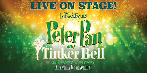 Diana DeGarmo Set to Star as Tinker Bell in Christmas Panto at TPAC