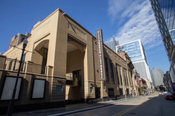 Photo Flash: Point Park University Reveals New Pittsburgh Playhouse