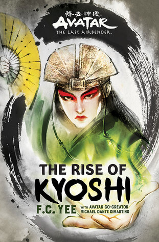 BWW Previews: THE RISE OF KYOSHI Will Continue AVATAR: THE LAST AIRBENDER In Novel Form