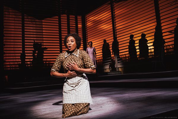 Photo Flash: Inside Portland Center Stage's THE COLOR PURPLE