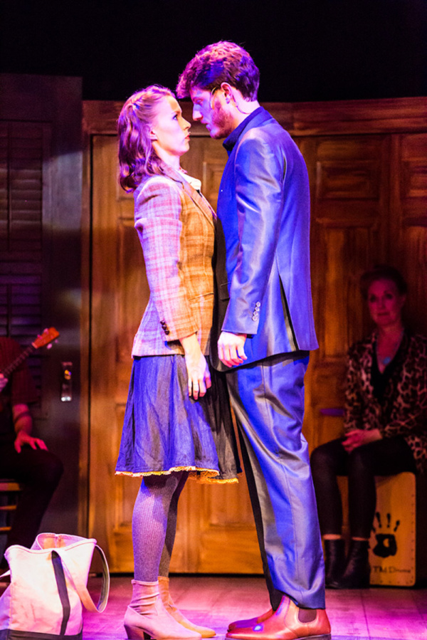 Photo Flash: First Look at ONCE at Ivoryton Playhouse