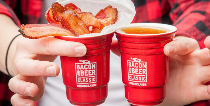 THE BACON AND BEER CLASSIC at USTA National Tennis Center on Saturday 9/29
