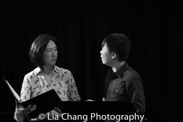 Carol To Moy and Jeffrey Li