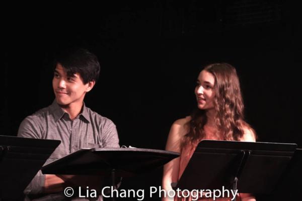 Telly Leung and Jane Bernhard