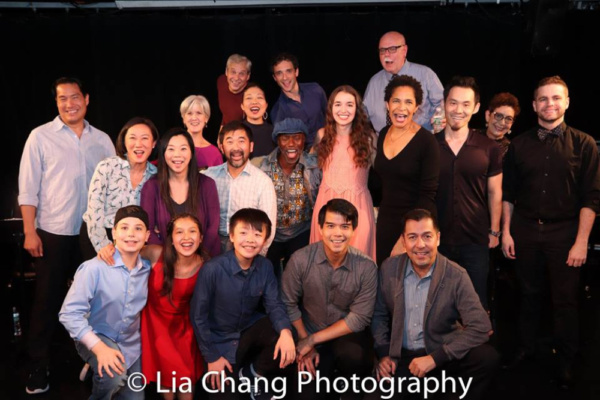 Photo Flash: Jeffrey Li, Telly Leung And More Star In Reading Of CORNER OF BITTER AND SWEET