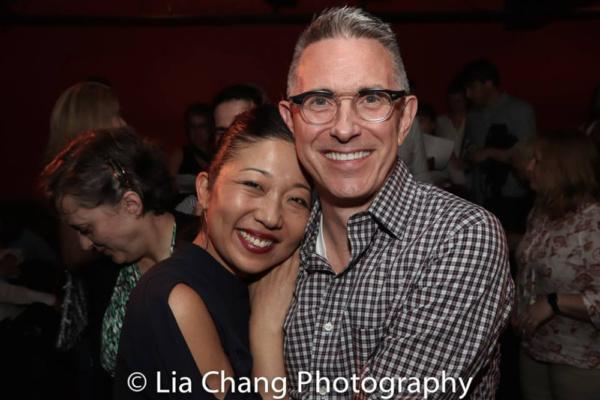 Lainie Sakakura and Robert Longbottom