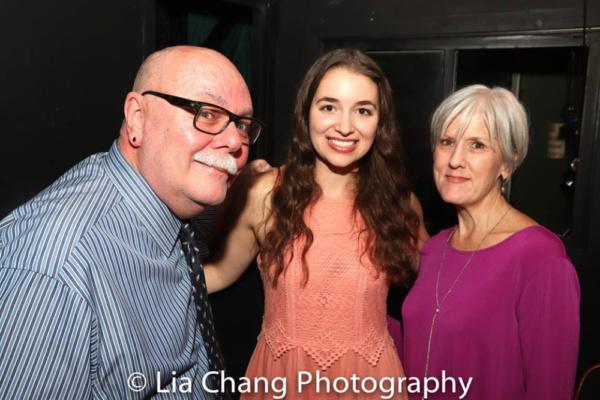 Music Supervisor Mark Hummel, Jane Bernhard and Mary Beth Purdy
