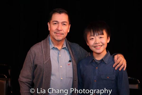Alan Ariano and Jeffrey Li