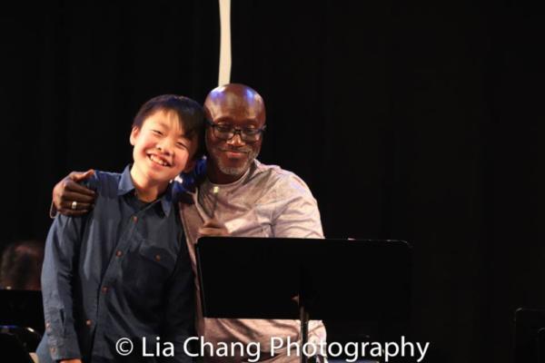 Jeffrey Li and Kenny Ingram