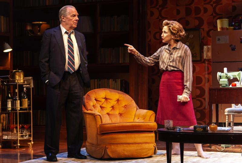 BWW Review:  Edie Falco, Michael McKean and Peter Scolari Tackle Politics and Marriage in Sharr White's THE TRUE