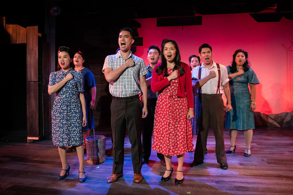 Photo Flash: First Look at Contra Costa Civic Theatre's ALLEGIANCE