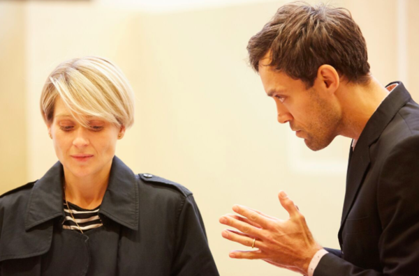 Photo Coverage: Inside Rehearsal For the National Theatre's I'M NOT RUNNING