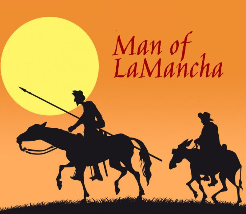 Thursday 5(+1): Talon David, Aldonza in Actor's Pointe's MAN OF LA MANCHA