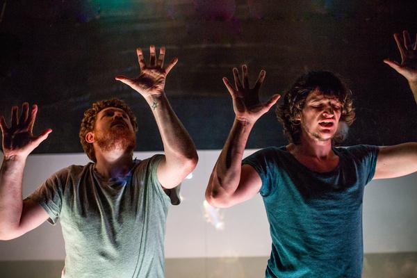 Adam Bassett and Brian Duffy Photo