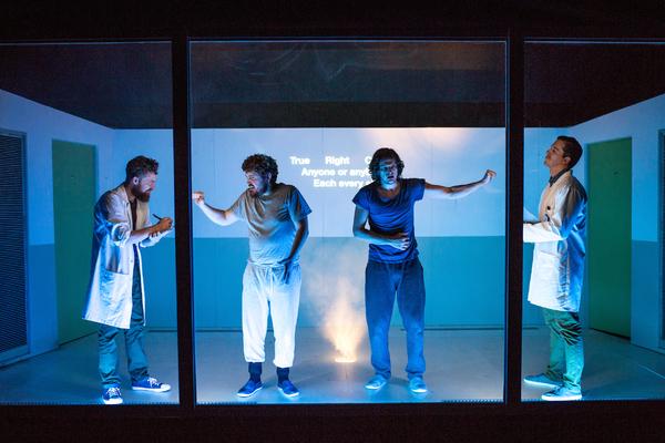 Jim Fish, Adam Bassett, Brian Duffy, and Matt Kyle Photo