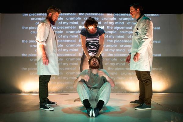 Jim FIsh, Brian Duffy, Matt Kyle, and Adam Bassett Photo