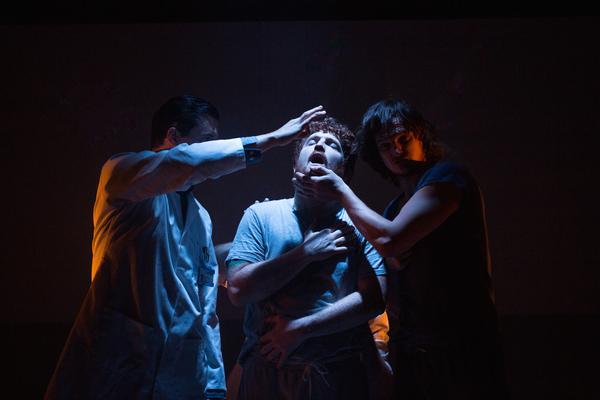 Matt Kyle, Adam Bassett, and Brian Duffy Photo