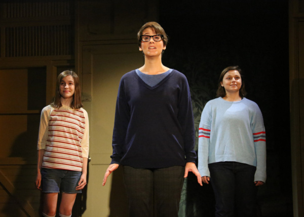 Photo Flash: First Look At Cape Rep Theatre's FUN HOME