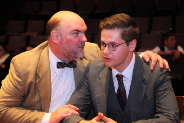 Photo Flash: Hershey Area Playhouse Presents Inherit The Wind- REVISED