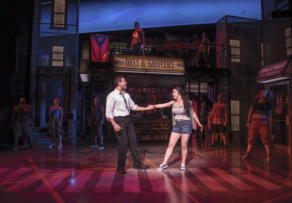 Photo Flash: Get A First Look At Milwaukee Rep's IN THE HEIGHTS